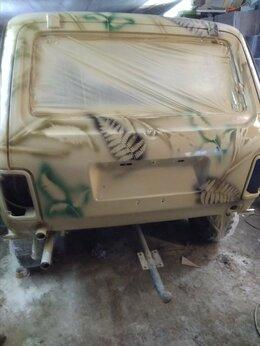 Автосервис и подбор автомобиля - Рихтовка покраска авто от500р, 0
