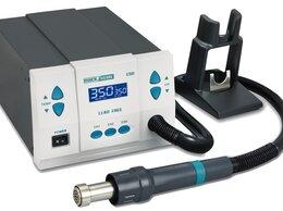Электрические паяльники - Паяльная станция QUICK 861DE ESD 1200W, 0