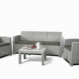 Комплекты садовой мебели - Комплект мебели под ротанг Idea LIFE 5, 0