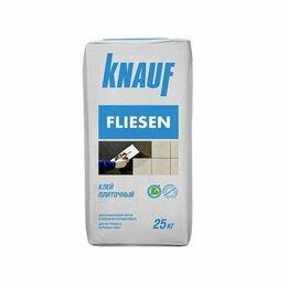 Клей - Клей для плитки Флизенклибер (25кг), 0