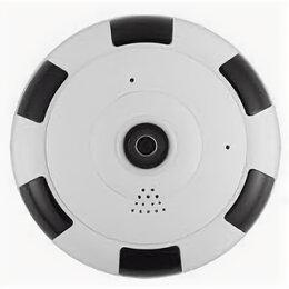 Экшн-камеры - Беспроводная панорамная IP-камера 360 градусов V380S (FV-G3605B-1080PH) (Wi-Fi ,, 0