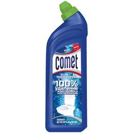 """Аксессуары, комплектующие и химия - Средство для туалета Comet """"Океан"""", 700мл, 0"""