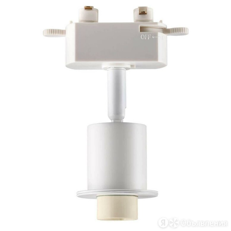 Трековый светильник Novotech Unite 370517 по цене 510₽ - Споты и трек-системы, фото 0
