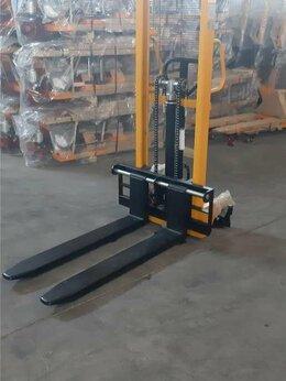 Грузоподъемное оборудование - Штабелер ручной гидравлический SYC 1,0т 1,6м, 0