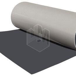 Кровля и водосток - Гладкий плоский лист рулонной стали RAL7024 Серый Графит ш1.25 эконом, 0