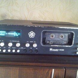 Музыкальные центры,  магнитофоны, магнитолы - Маяк - 232 стерео, 0