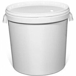 Ёмкости для хранения - Бак для брожения пластиковый, 30 литров, с отверстием под гидрозатвор, 0