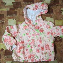 Куртки и пуховики - Легкая курточка для девочки, 0