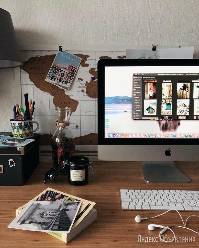 iMac 21,5 retina 4K, 2017 по цене 75000₽ - Моноблоки, фото 0