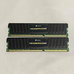 Модули памяти - Игровая Corsair Vengeance LP 8GB 2x4GB 1600Mz DDR3, 0