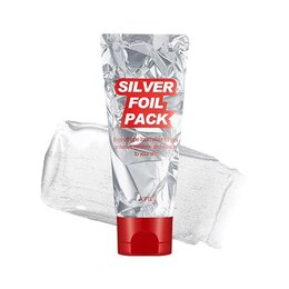 Маски и сыворотки - Серебряная маска-фольга A'PIEU Silver Foil Pack, 0