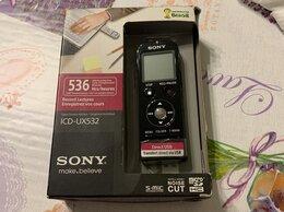 Диктофоны - Диктофон Sony Ux-532, 0