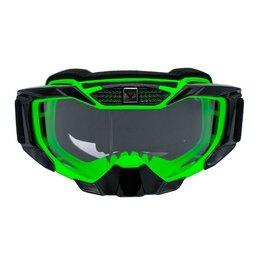 Средства индивидуальной защиты - Очки защитные кроссовые Vemar (Вемар) - 1015C, 0