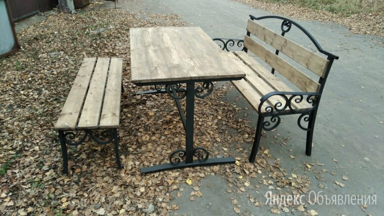 Стол садовый по цене 5000₽ - Комплекты садовой мебели, фото 0