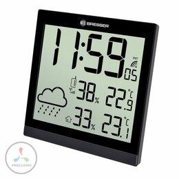 Метеостанции, термометры, барометры - Метеостанция BRESSER TemeoTrend JC, черный, 0