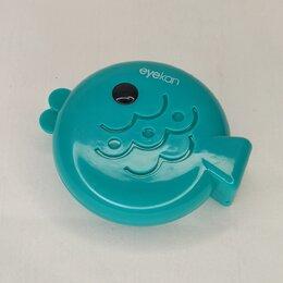 Устройства, приборы и аксессуары для здоровья - Набор дорожный для контактных линз «Рыбка» зеленый, 0