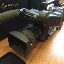 Видеокамеры - Телекамера Sony на дисках XDCAM, 0