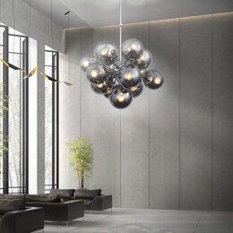 Люстры и потолочные светильники - Люстра подвесная Molecola, 0