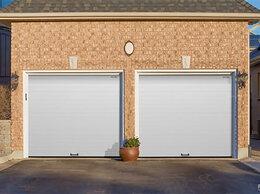 Заборы и ворота - Ворота гаражные DOORHAN 3000*2200, 0