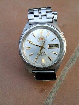 Наручные часы - Японские  часы Orient Crystal (Мужские)., 0