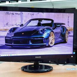 """Мониторы - Монитор 22"""" Philips 226V3L TN LED FHD DVI VGA 5мс, 0"""