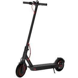 Самокаты - Электросамокат Xiaomi Mijia Electric Scooter 1S (Black/Черный), 0