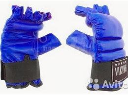 Перчатки для единоборств - Перчатки для единоборств кожаные Viking, 0