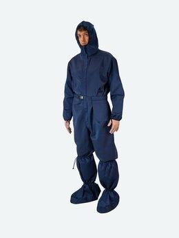 Одежда - Защитный многоразовый комбинезон ТЕМП-1, 0