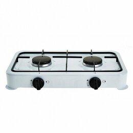 Плиты и варочные панели - Газовая плита 2-х конфорочная (для баллоного газа) Новая, 0