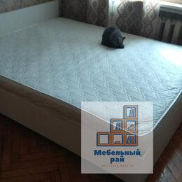 Кровати - Кровать двуспальная с матрасом, 0