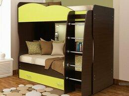Кроватки - Кровать двухъярусная, 0