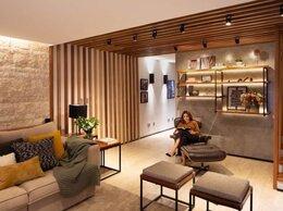 Стеновые панели - Декоративные рейки-Баффели, балки , 0