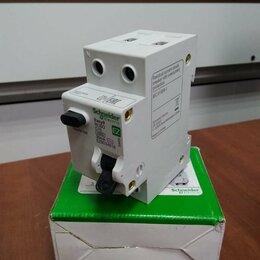 Защитная автоматика - Выкл. автомат. дифференциальный АВДТ 1П+N 16А, 0
