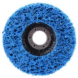 Для шлифовальных машин - Круг Коралловый Зачистной полимерный 125 мм, 0
