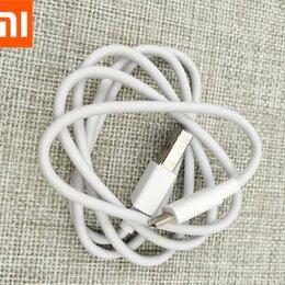 Зарядные устройства и адаптеры - Оригинальный кабель Xiaomi micro USB, 0