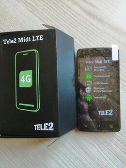 Мобильные телефоны - Смартфон Tele 2 Midi LTE, 0