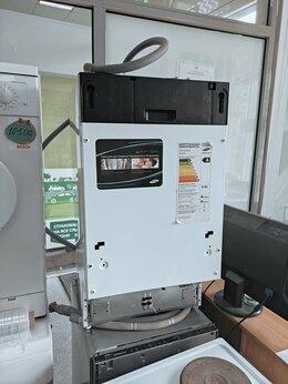 Посудомоечные машины - (45см) посудомоечная SAMSUNG встраиваемая машинка, 0