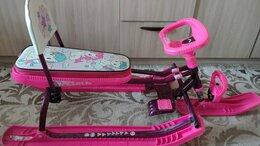 Снегокаты - Продам снегоход детский (розовый), 0