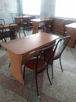 Мебель для учреждений - Столы стулья, 0