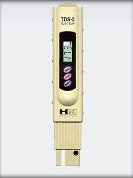 Прочая техника - Солемер HM Digital TDS-3, 0