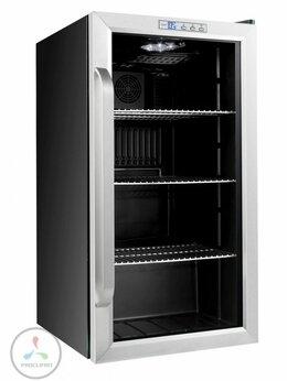 Холодильные шкафы - Холодильный шкаф Gemlux GL-BC88WD витринного типа, 0
