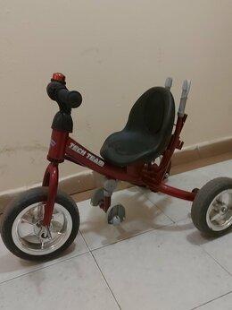 Трехколесные велосипеды - Трёхколёсный велосипед , 0