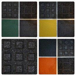 Садовые дорожки и покрытия - Плитка из резиновой крошки , 0