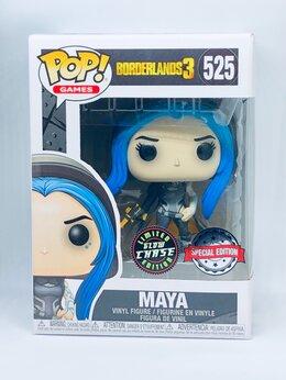 Игровые наборы и фигурки - Funko pop Borderlands Maya chase, 0