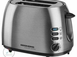 Сэндвичницы и приборы для выпечки - Тостер Redmond RT-M404, 0