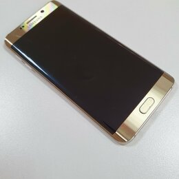 Мобильные телефоны - Samsung Galaxy S6 Edge, 0
