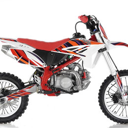 Мототехника и электровелосипеды - мотоцикл питбайк Wels RT125 Е, 0