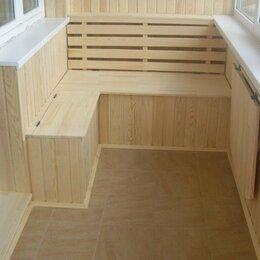 Архитектура, строительство и ремонт - Ремонт, отделка балкона, лоджии, 0