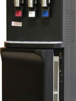 Кулеры для воды и питьевые фонтанчики - Кулер для воды Aqua Work YLR1-5-V93W черный, 0