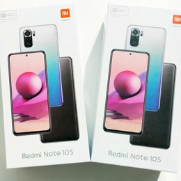 Мобильные телефоны - Xiaomi redmi note 10s Гарантия, 0